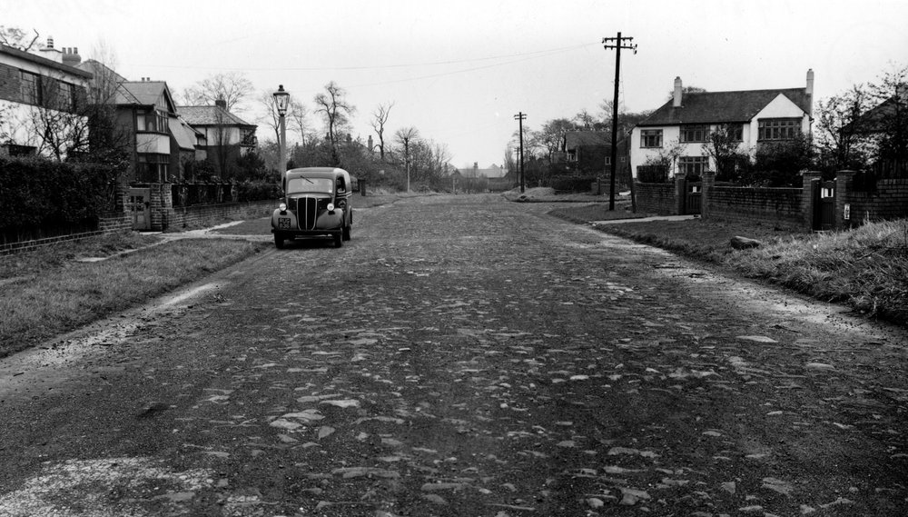 Kepstorn Road