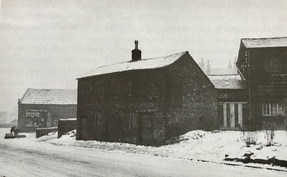Rowling Place (demolished)