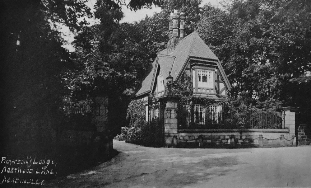 Bardon Hill Lodge