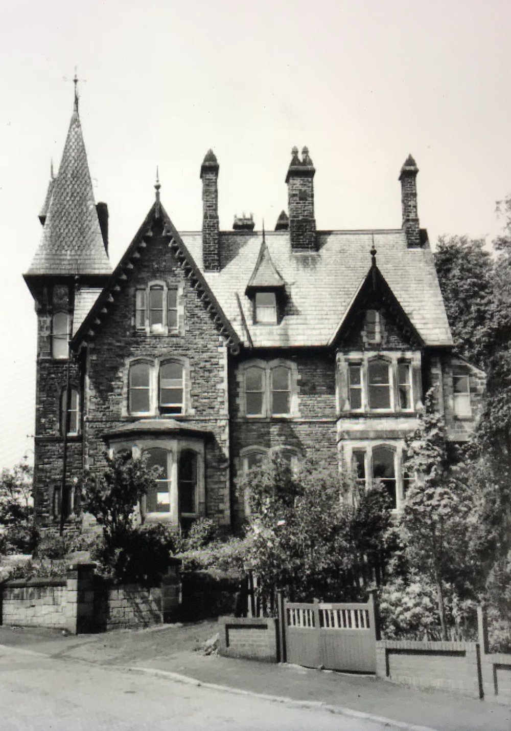 Weetwood Lodge / Manor