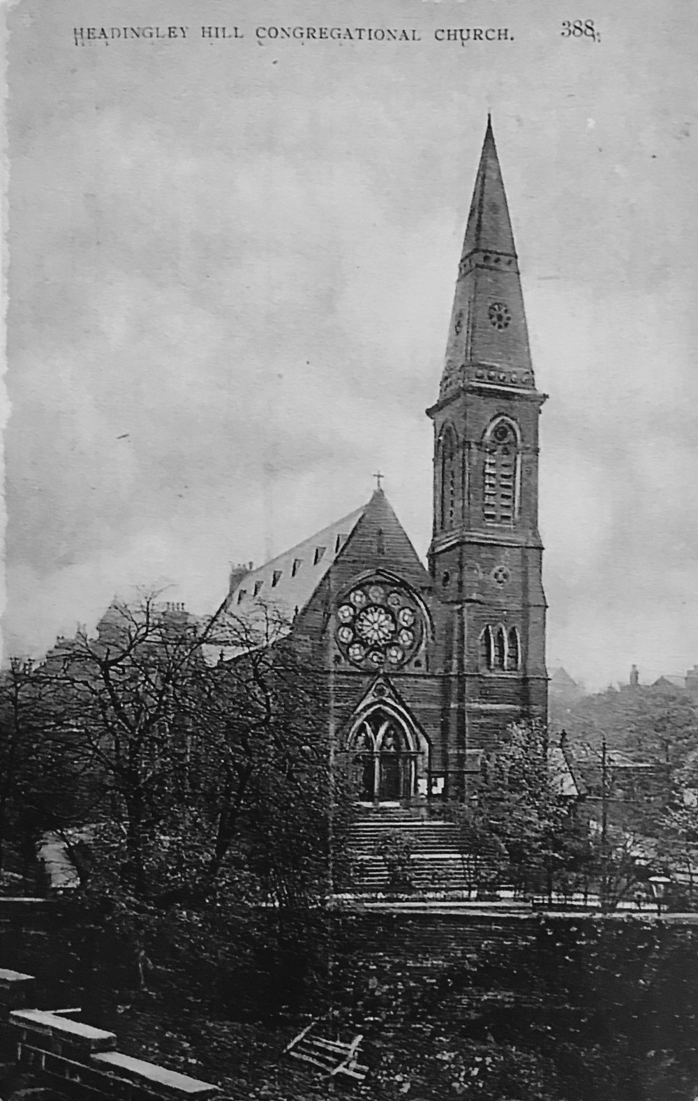 Congregational Church, Headingley Lane