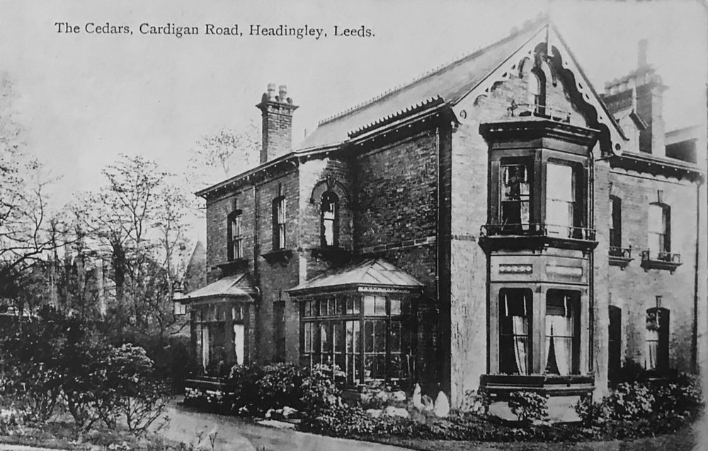 The Cedars, 55 Cardigan Road