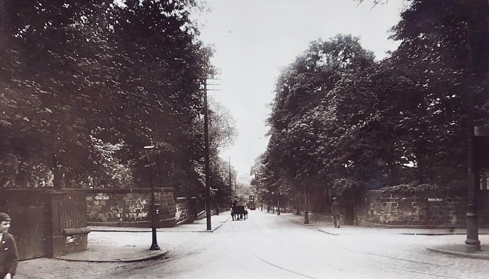 Cardigan Road, from Spring Road