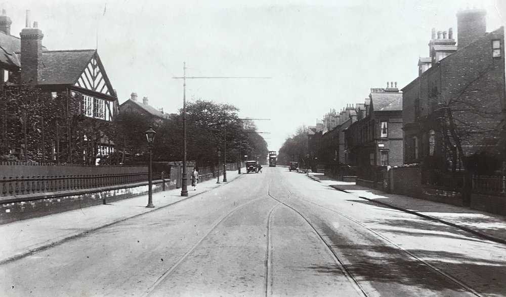 Victoria Road, from Cardigan Road