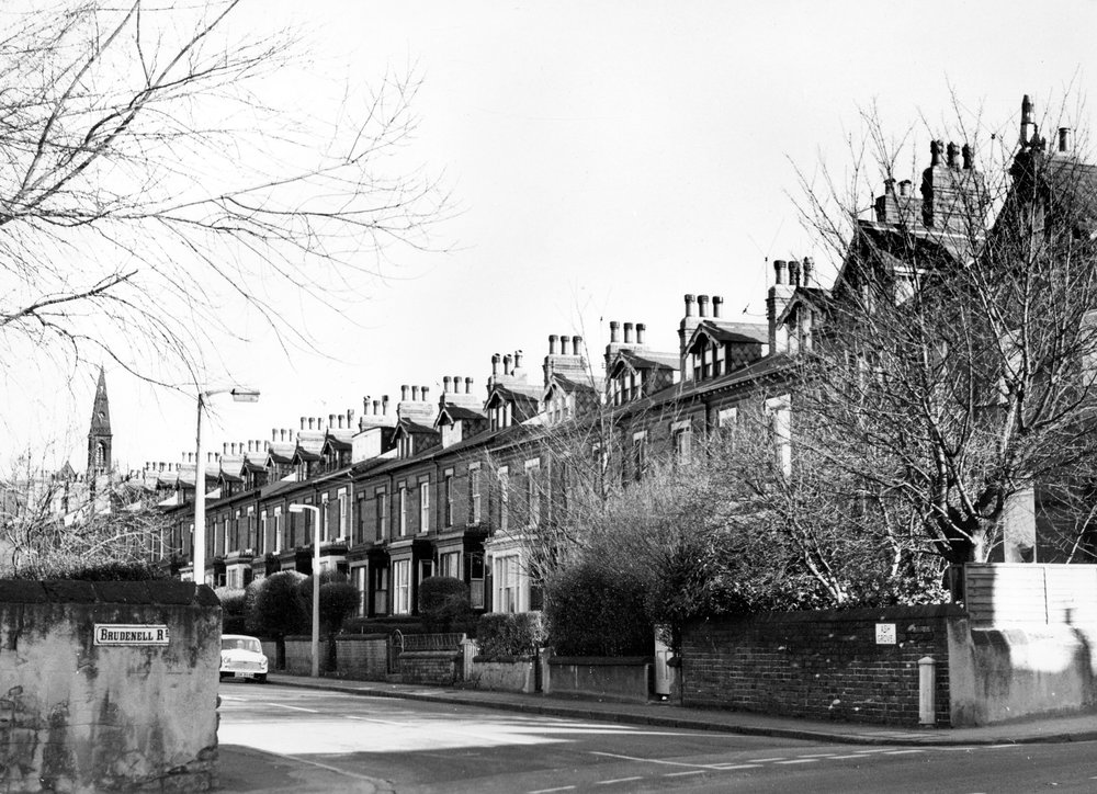 Ash Grove, from Brudenell Road