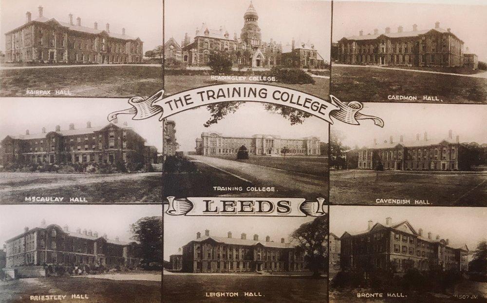 City of Leeds Training College, incorporating Wesleyan College