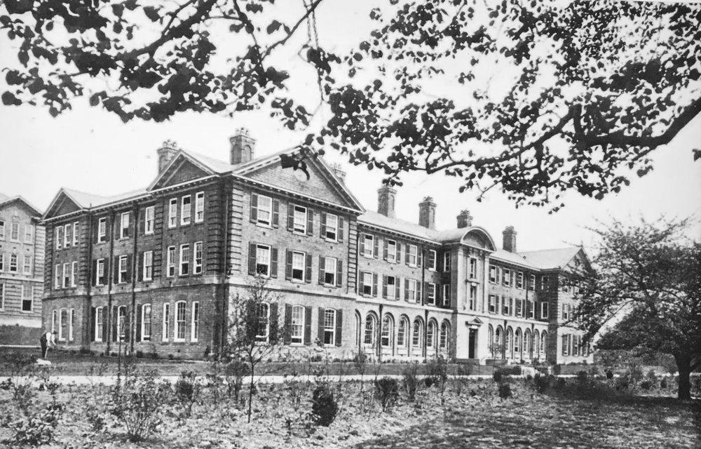 Bronte Hall, 1912