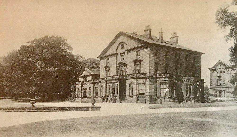 The Grange, c1920s