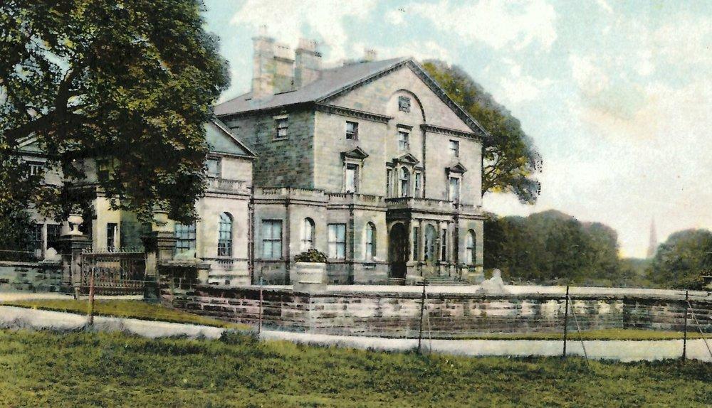 West Gate, Kirkstall Grange