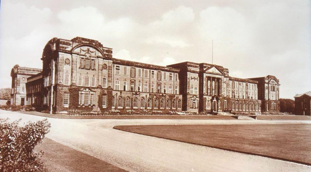 Main Building, now James Graham Building, c1935