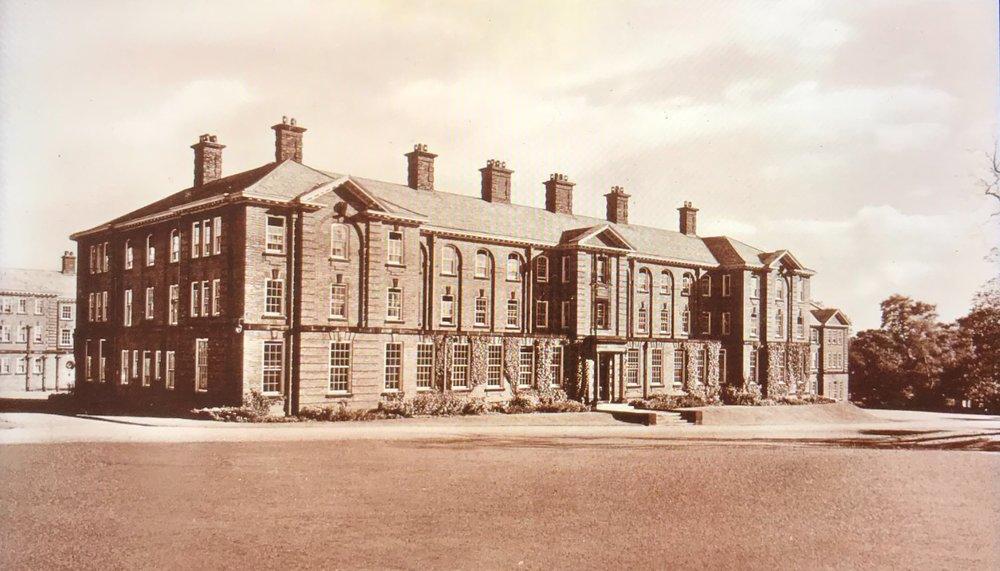 Leighton Hall, c1935