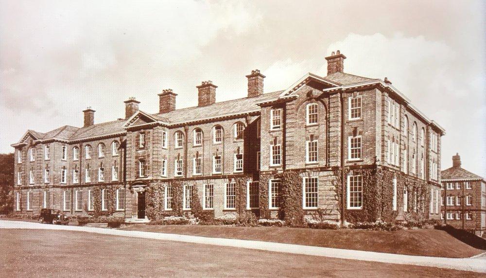 Caedmon Hall, c1935