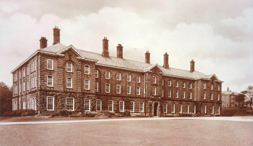 Fairfax Hall, c1935