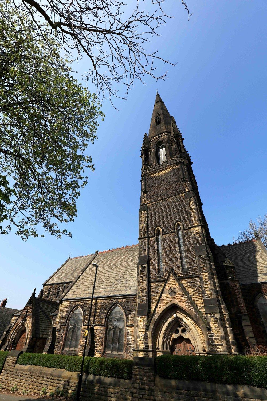 HP09 St Augustine's Church