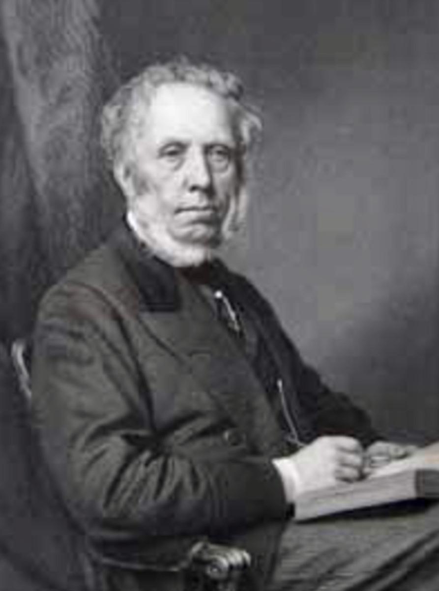 Edward Baines (1800-1890), c1870