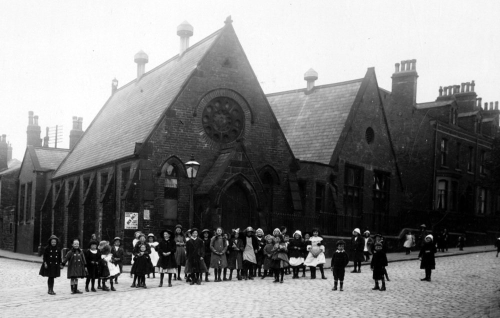 St Augustine School, Cliff Road, 1913