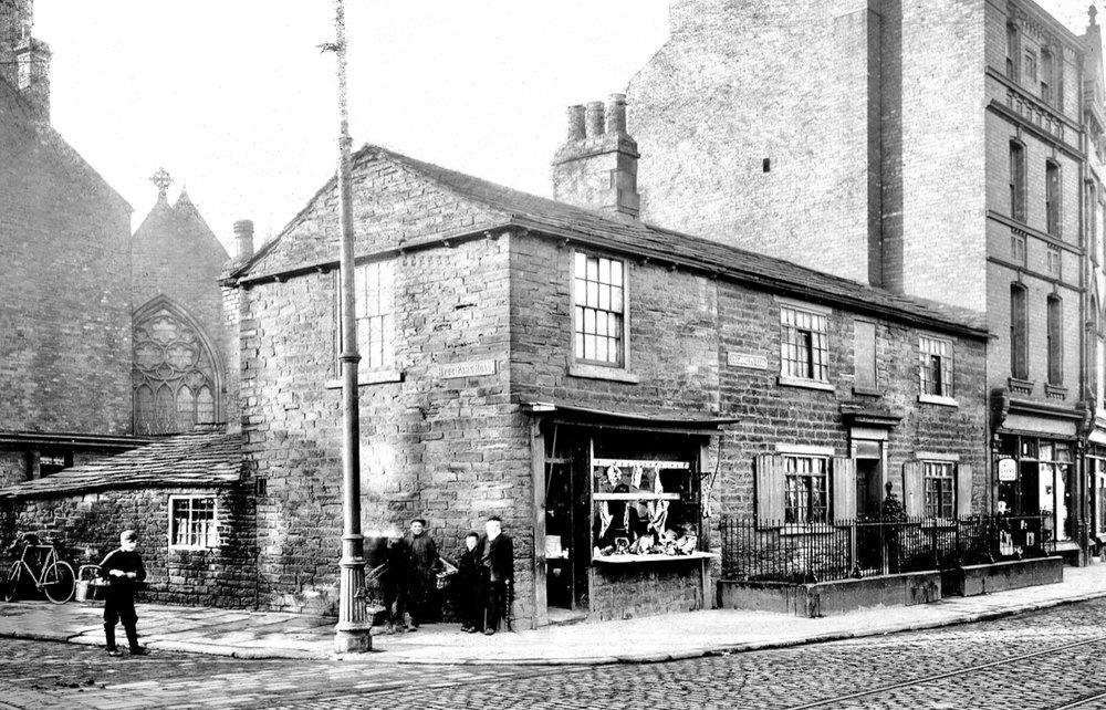 Atkinson's Farm, Hyde Park Corner, 1904