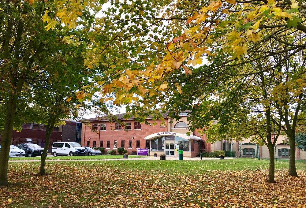 Leeds City Academy © HP