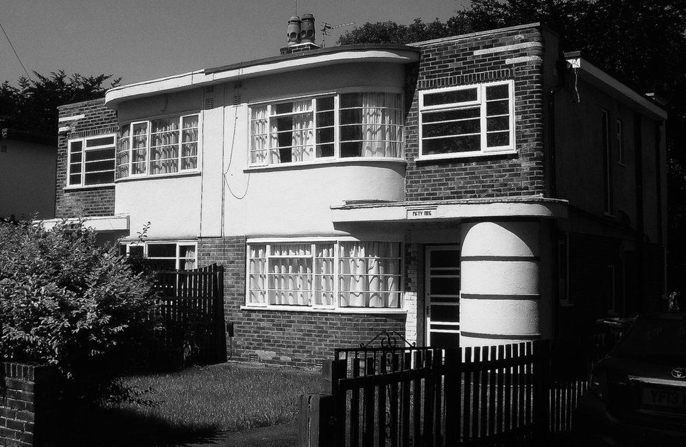 Sunshine Houses, Alma Road, undated
