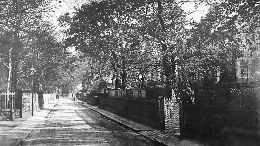 Wood Lane 1907