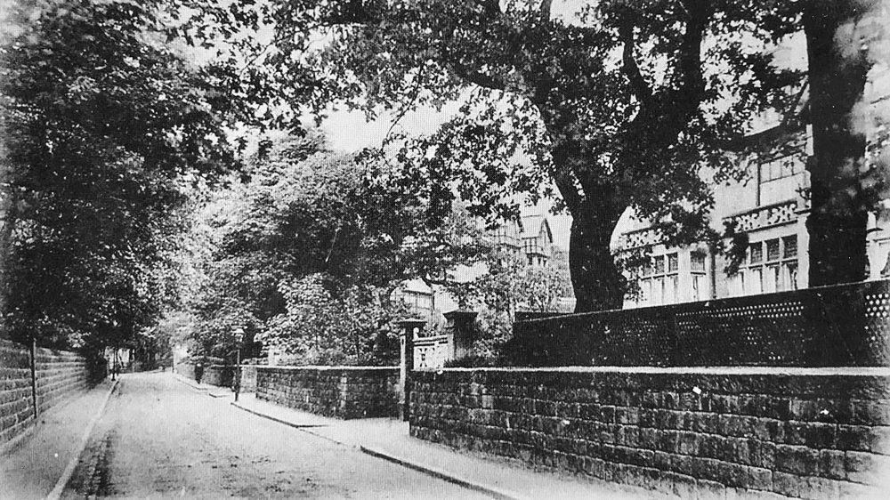 Wood Lane c1912