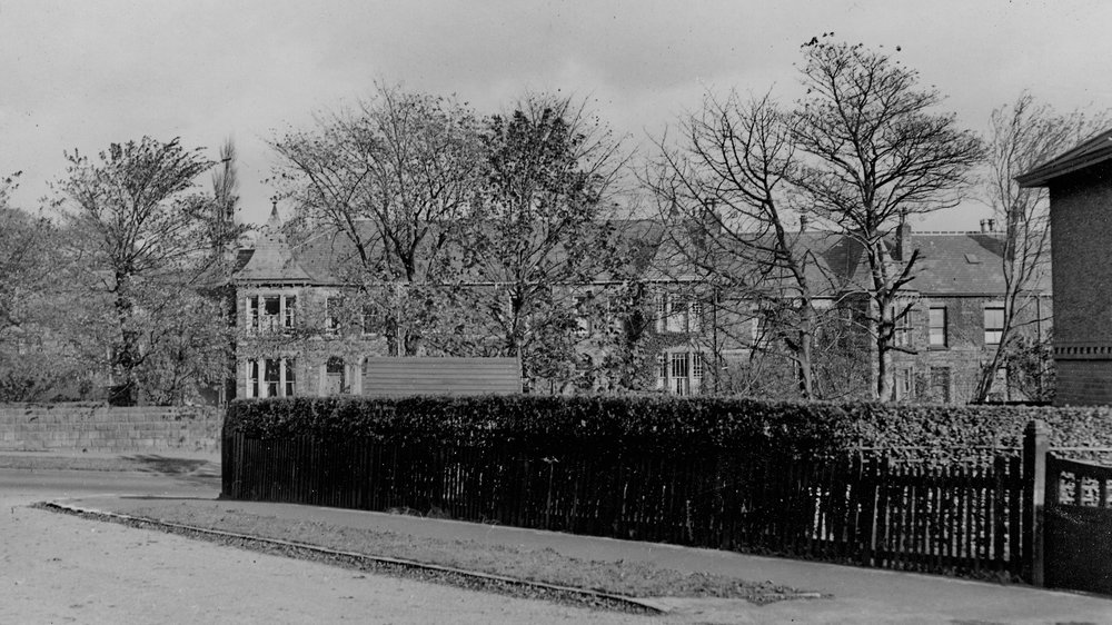 Oakfield Terrace, Grove Lane, 1941