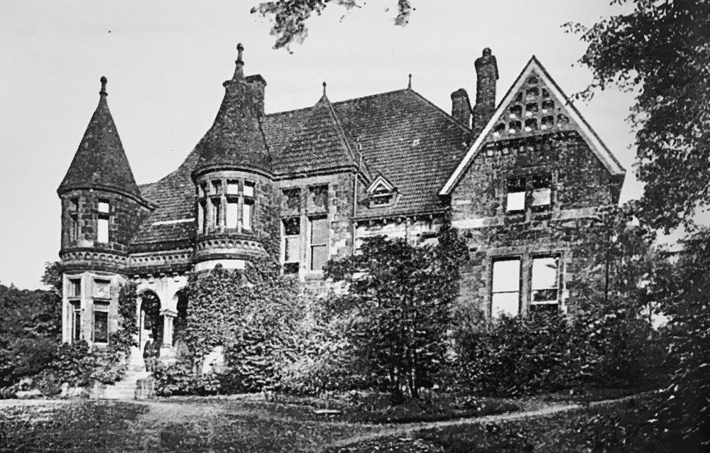Dunearn, Wood Lane, 1902