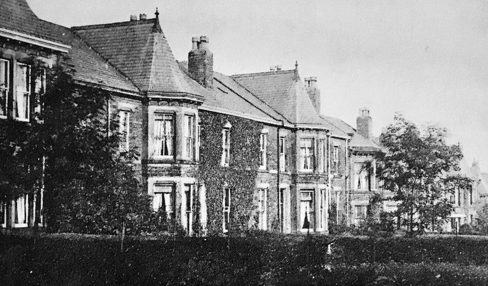 Oakfield Terrace, Grove Lane, undated