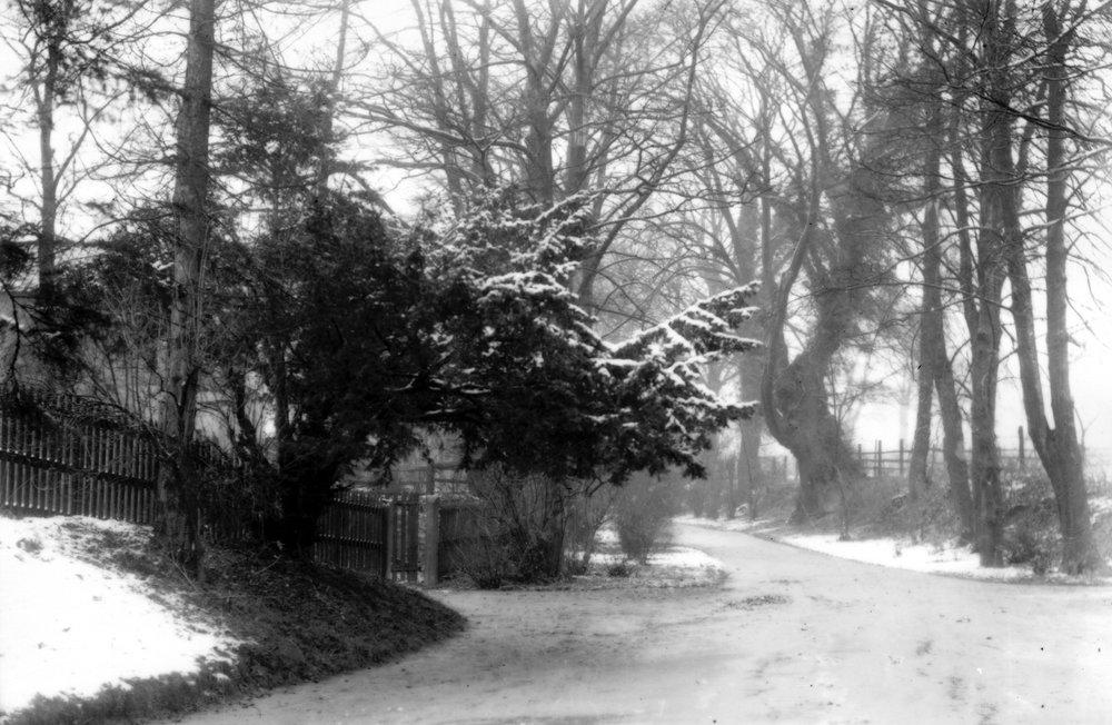 Wood Lane, undated
