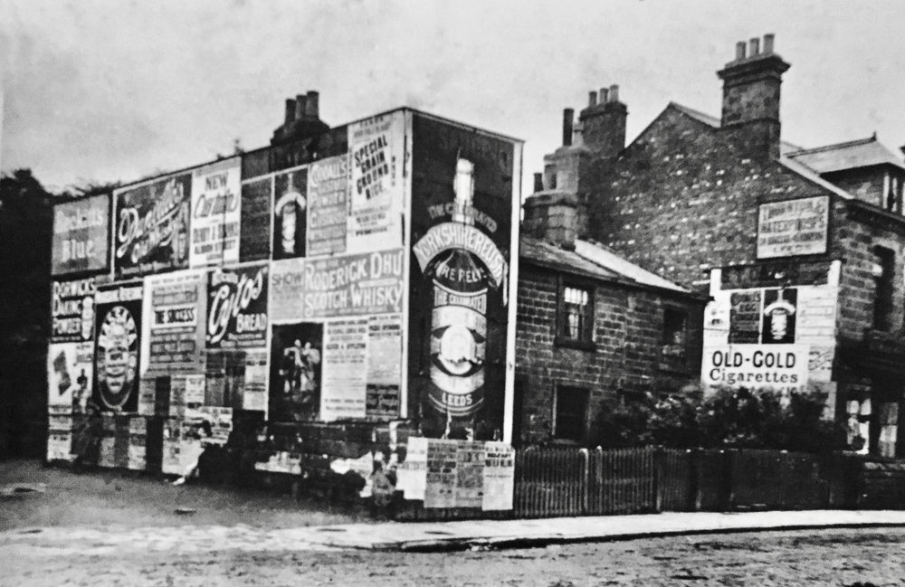 Otley Road and Wood Lane Junction 1893