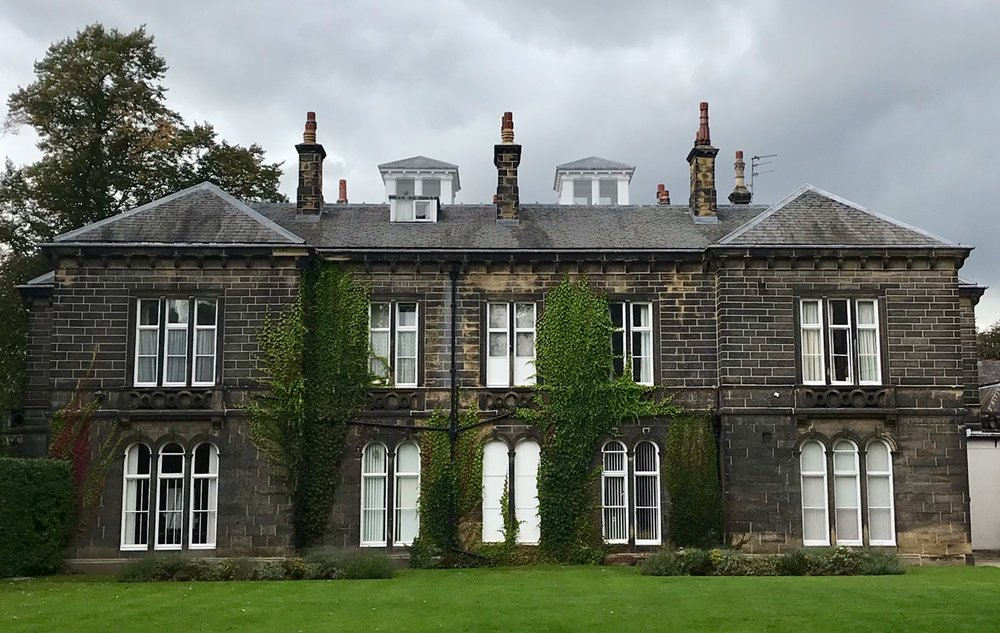 Devonshire Hall, Cumberland Road © HP