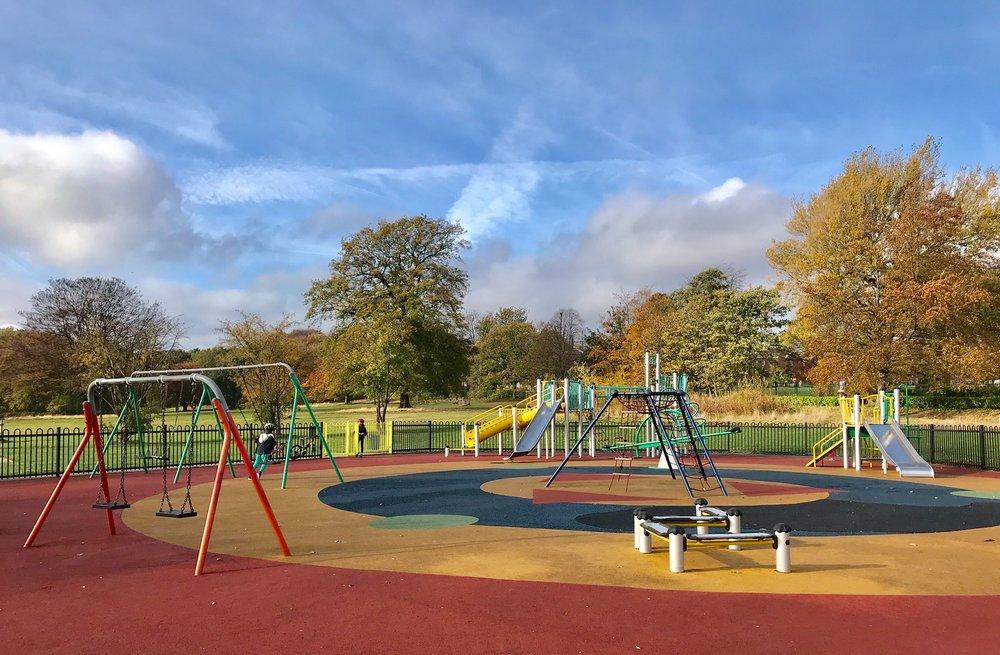 Playground, Beckett Park © HP