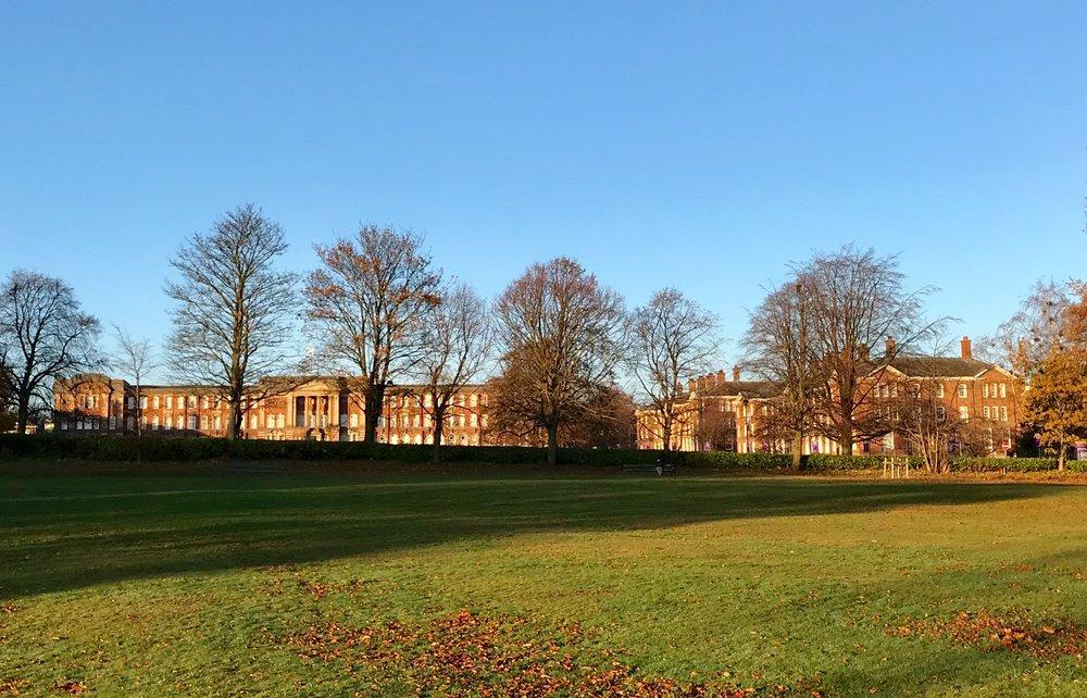 Headingley Campus, Beckett Park © HP