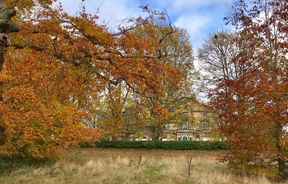Kirkstall Grange, Headingley Campus, Beckett Park © HP