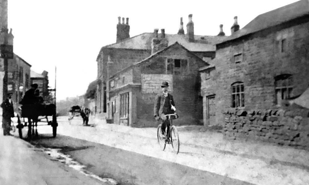 Wellfield Place, North Lane, undated