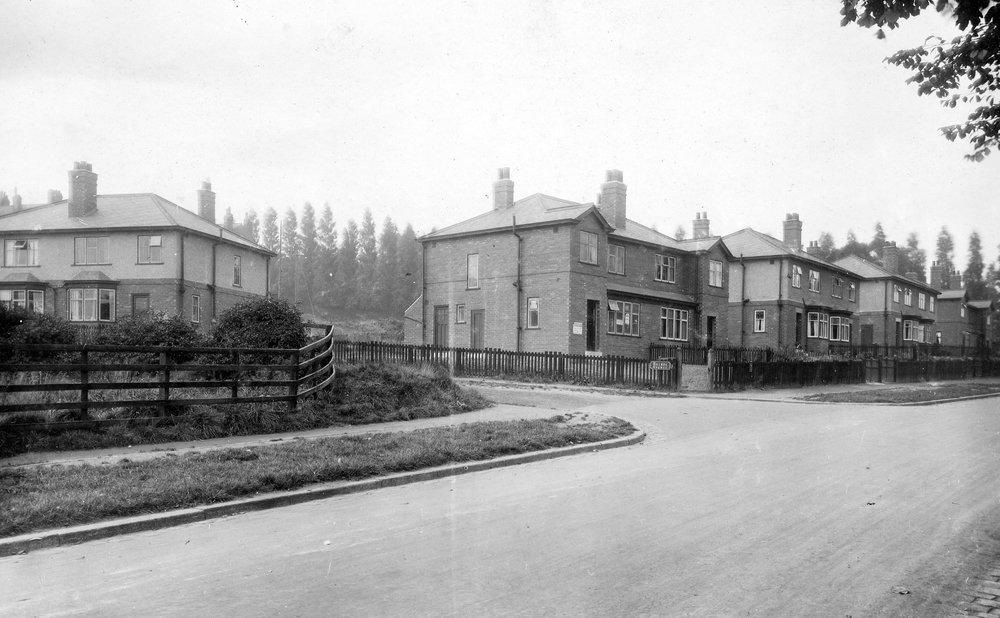 Grove Lane, 1928