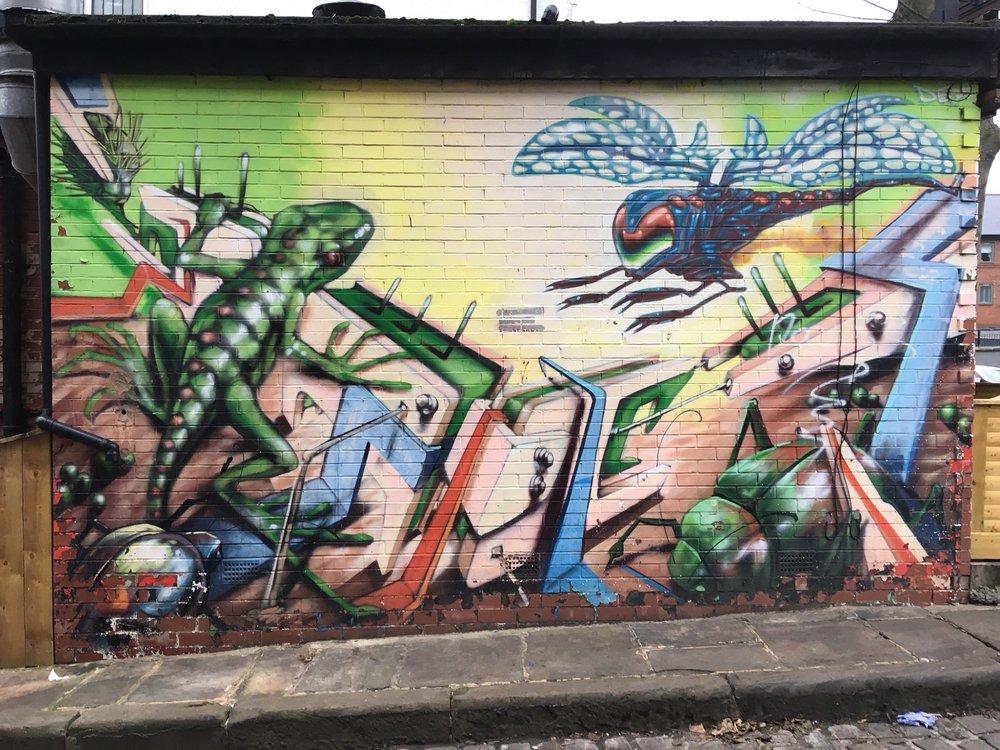 Ebberston Grove © RT