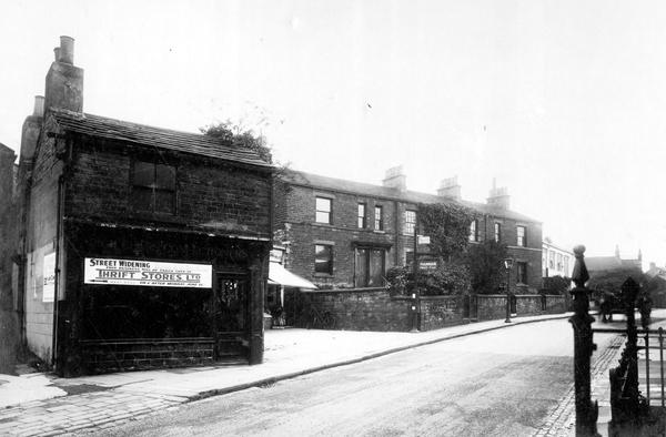 North Lane, 1931