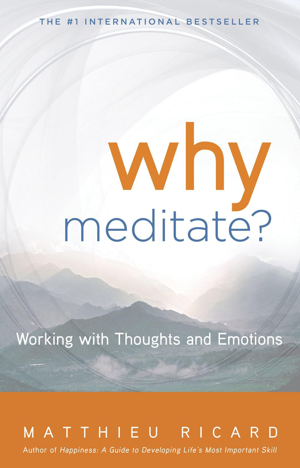 Why Meditate- Matthieu Ricard