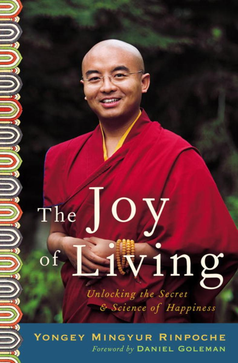 The Joy of Living- Mingyur Rinpoche