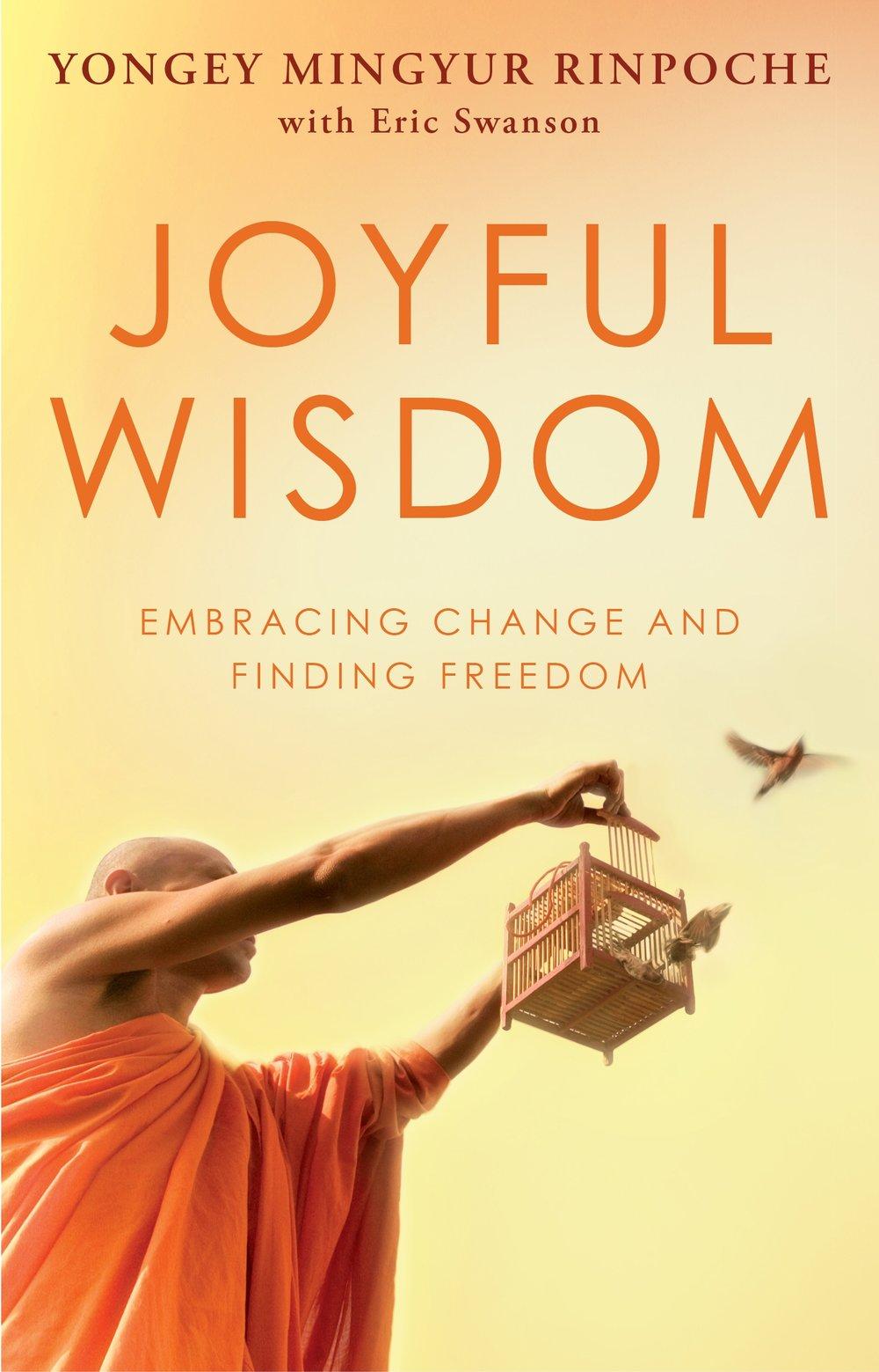 Joyful Wisdom- Mingyur Rinpoche