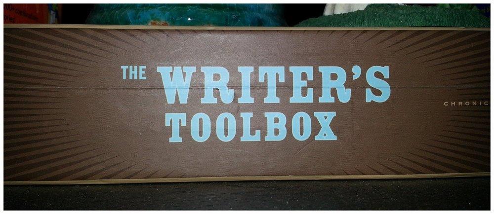 writer's toolbox-WriteLikeCrazy.com