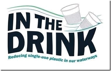 In The Drink - new scheme started by @active360paul to help encourage bar owners to replace single used plastic cups will be launched soon... #plasticfreefriday #ditchtheplastic #plasticfree #BeTheChange #deepbluelife #BeyondPlastic #FFSLDN #protectwhatyoulove #awaveofchange #stopsucking #jointheresistance #plasticfreecoastline #switchthestick #plastic #conservation #turningthetides #plasticoceanfestival #plasticoceans #watertrek #plasticpollutes #plasticpollution #foamfree #moreoceanlessplastic #saveourseas #saveouroceans