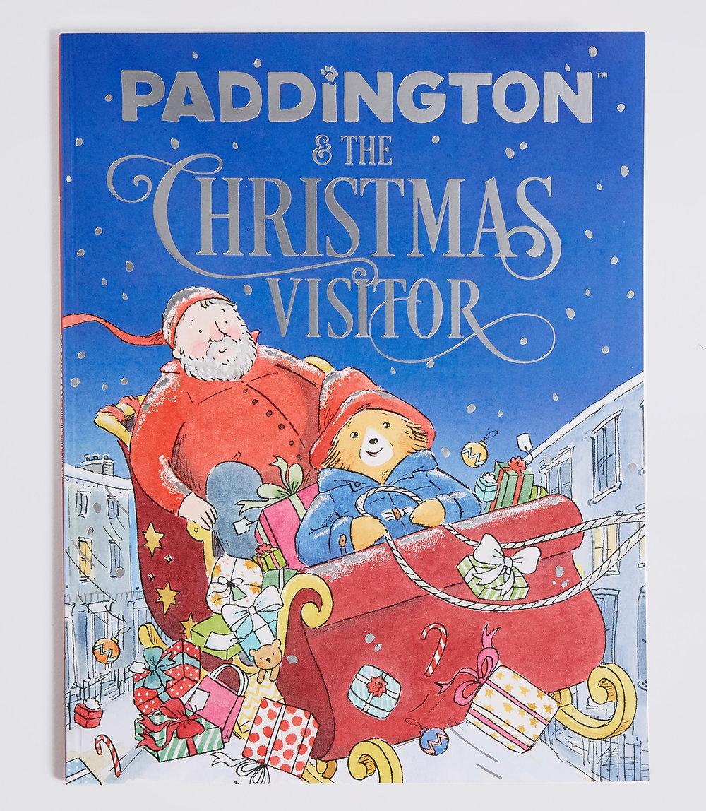 Paddington and the Christmas Visitor.jpg