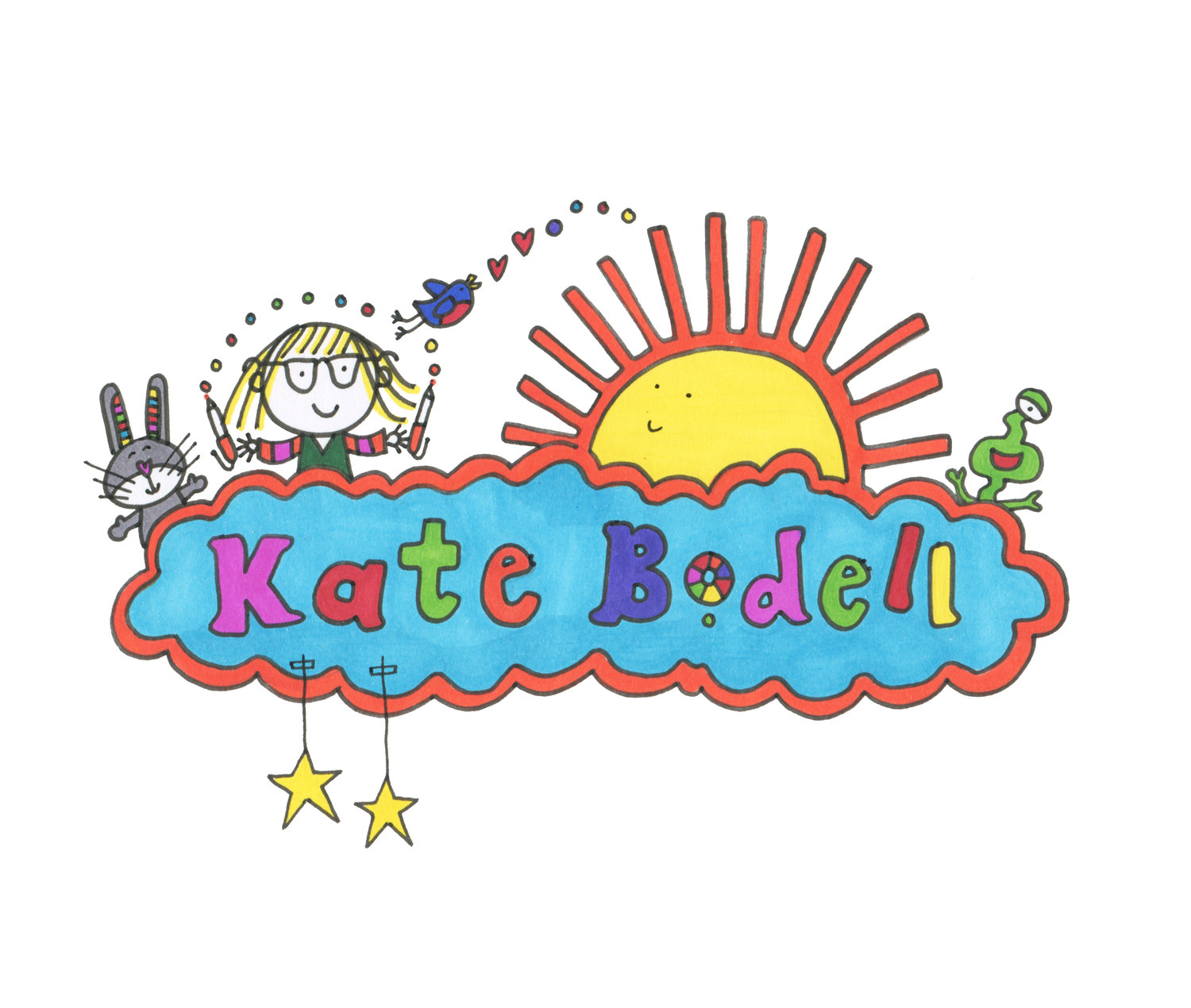 Kate Bodell - Writer & Illustrator