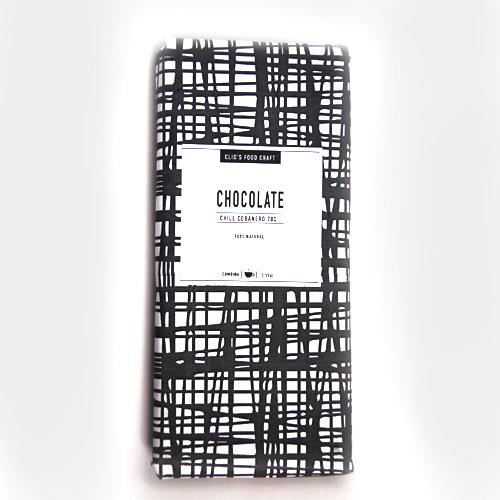 CHOCOLATE DE CHILE COBANERO 70%  - Q.40  3.55oz (0.22lb)