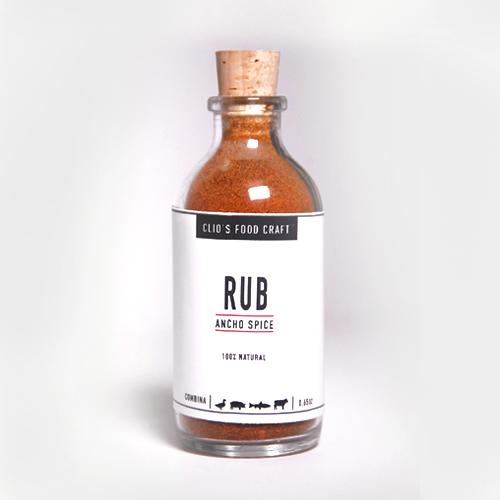 RUB ANCHO SPICE- Q.35 0.65oz (0.040lb)