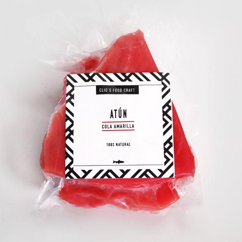 ATÚN COLA AMARILLA  - $85  1l