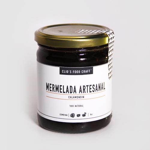MERMELADA DE CALAMONDÍN - Q.35  8oz. (236 ml)