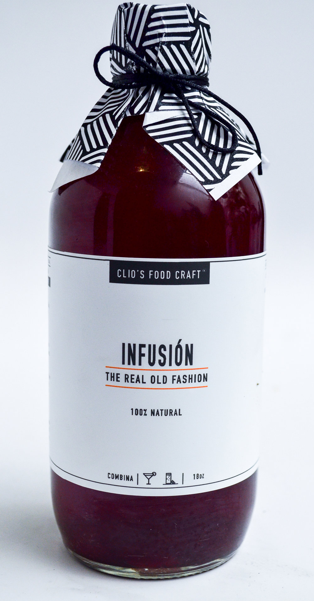 INFUSION THE REAL OLD FASHION - Q.175 18oz